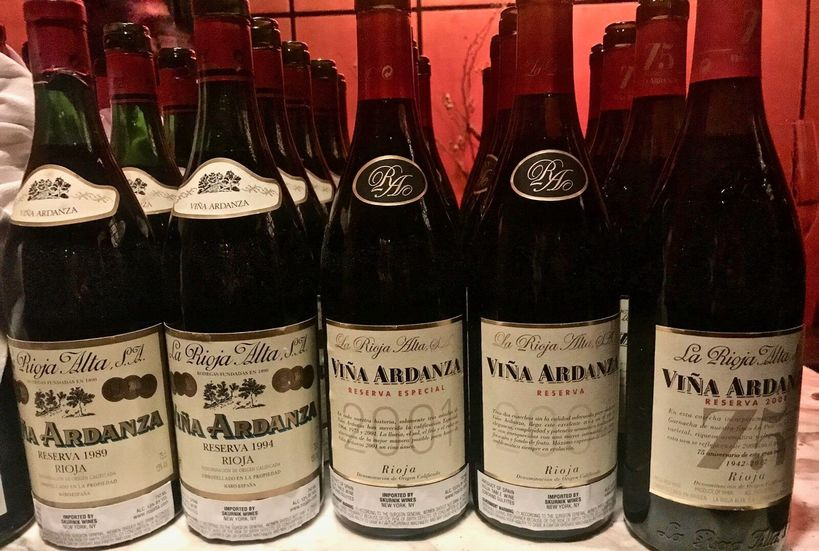Setting Standards for La Rioja Alta at Vina Ardanza By John Mariani