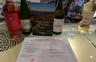 Neiman Marcus Rioja By the Glass Menu and Promotion