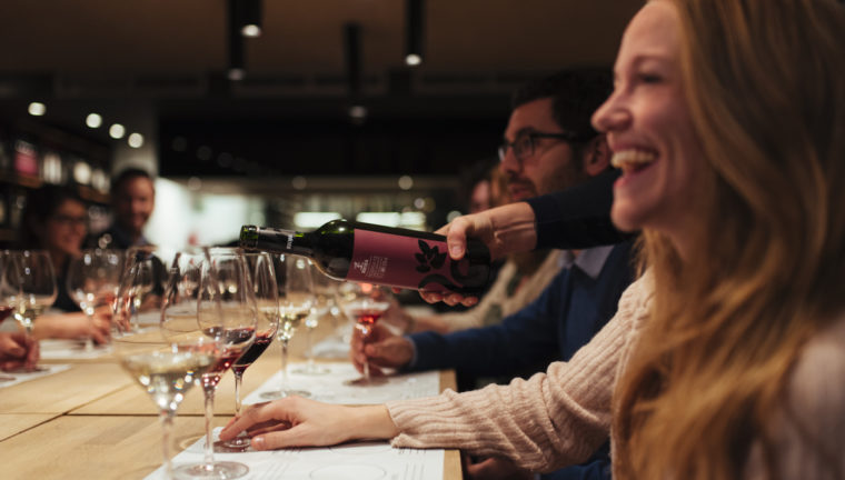 Explore the Diversity of Cune Wine Tasting at K&L Wine Merchants San Francisco