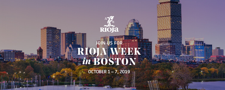 "Celebrate ""Rioja Week in Boston"" This October!"