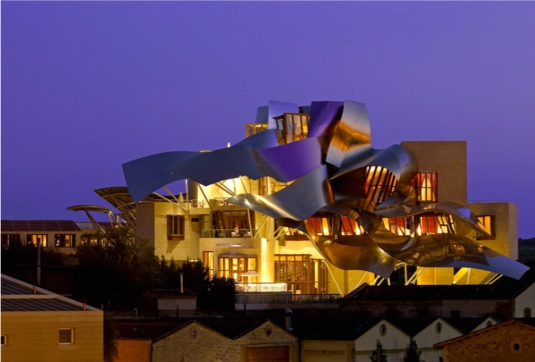 Rioja's Wineries: Modern Form Meets Classic Function