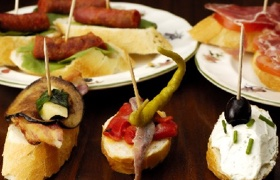 Authentic Tapas in Spain's Rioja Wine Region